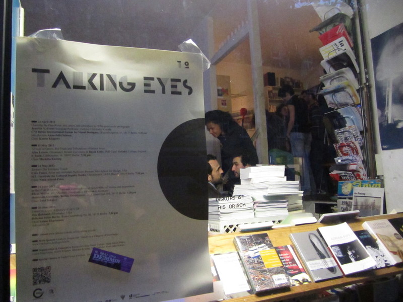 Talking Eyes - Lecture Series