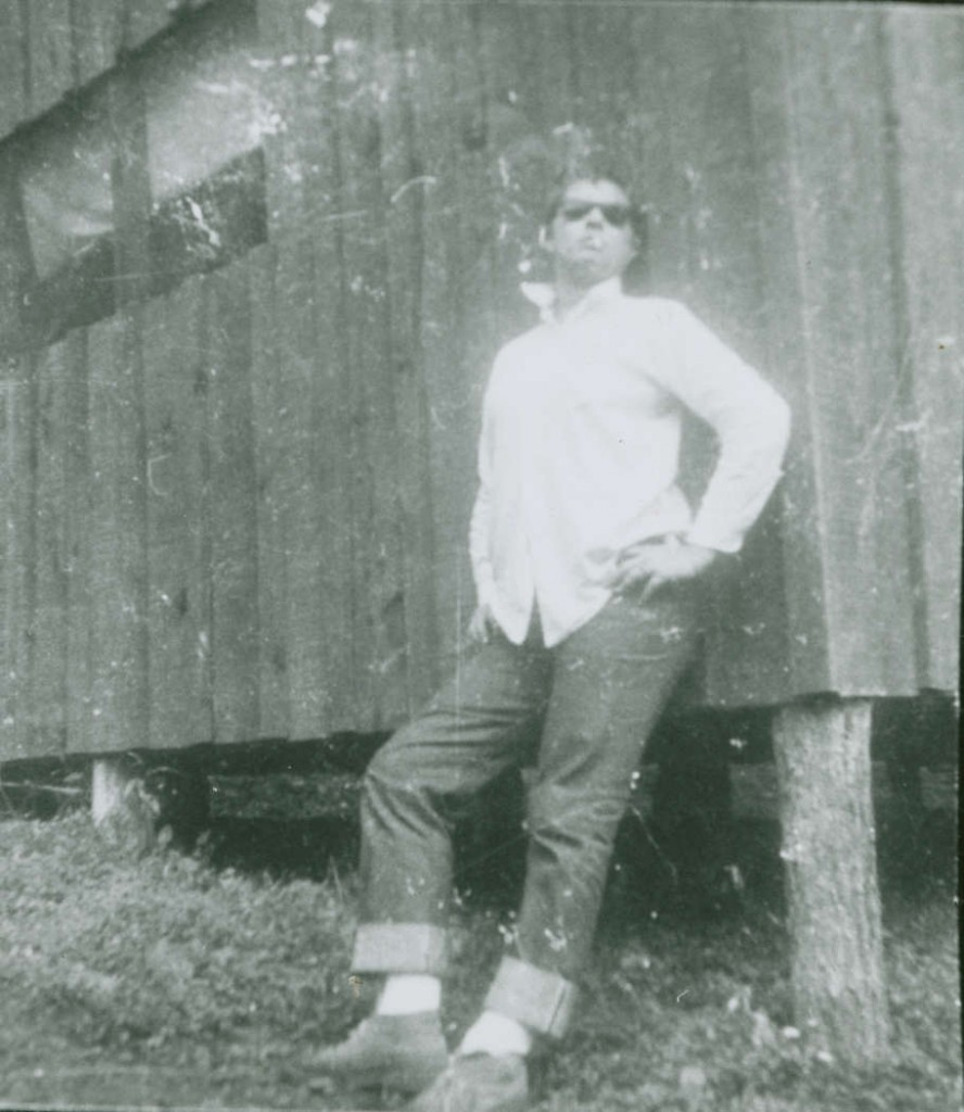 """The Butch Stance"" ©Lesbian Herstory Archives 2014"