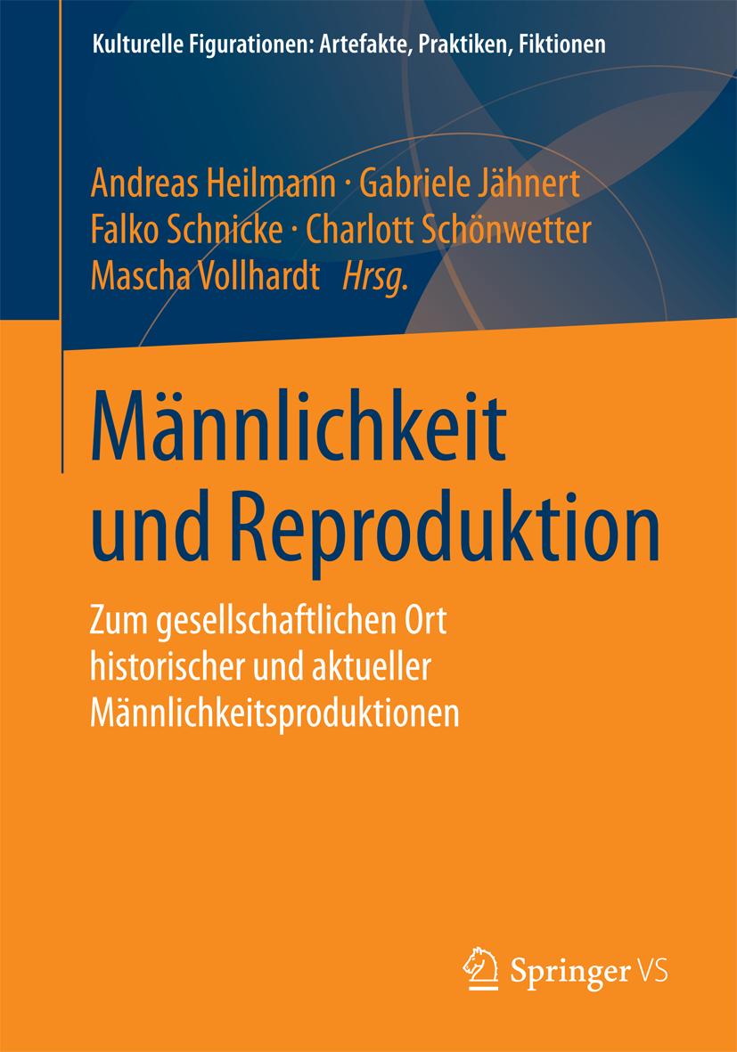 Cover: Männlichkeit und Reproduktion